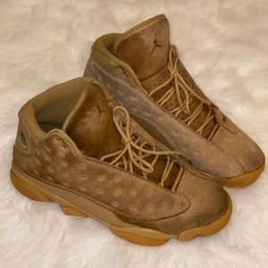 Jordan Retro Wheat 13
